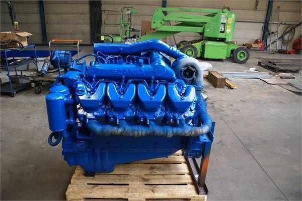 motor SCANIA DSC 14 01 za druge građevinske opreme SCANIA DSC 14 01