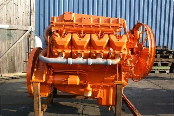 motor za tegljača SCANIA DSI 14