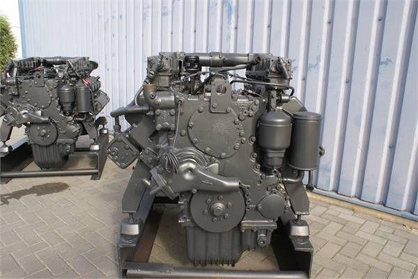 motor za druge građevinske opreme SCANIA DSI 14 MARINE