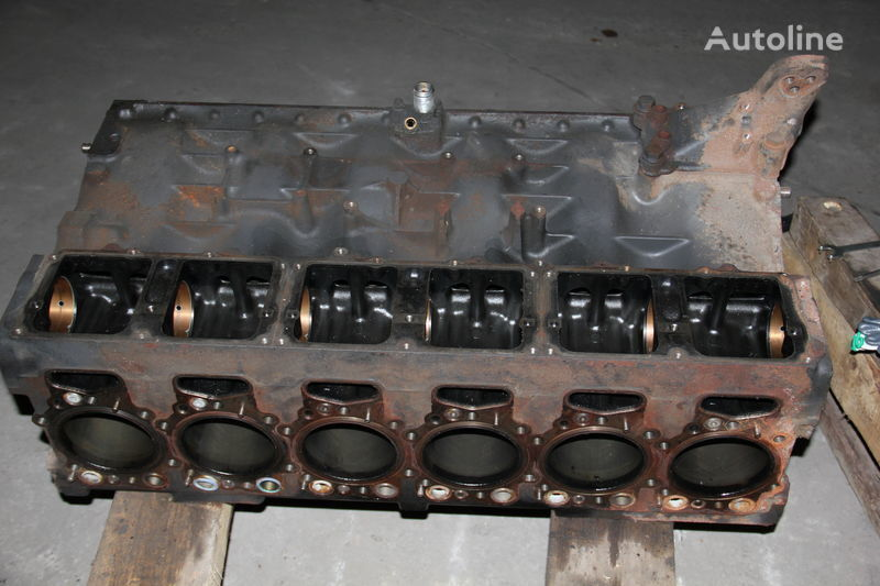 motor  Scania DT 12 DC12 BLOK SILNIKA Euro 4 Euro 5 za tegljača SCANIA SERIE  R