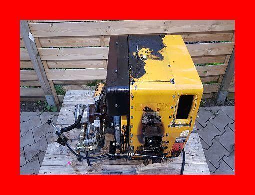 SILENT motor za Hatz 1L30C 1L40C 1L41C  asfaltnog finišera