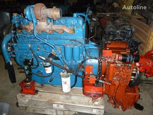 motor  VAL88,  634 DS za kamiona SISU