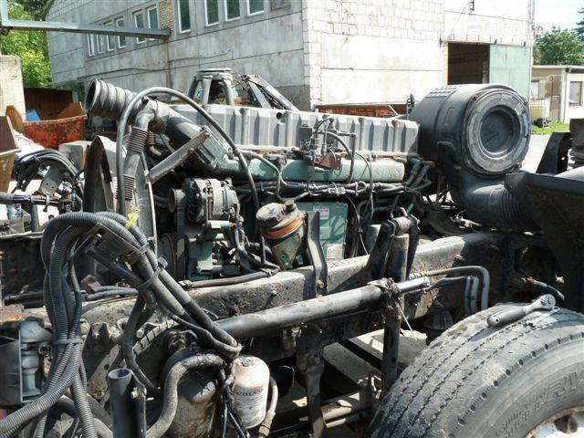 motor  Volvo D12A za VOLVO FH12