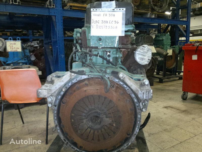 motor  D12C-380HP Volvo D12C za kamiona VOLVO FH12 / L180
