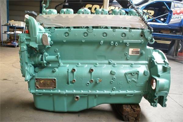 motor VOLVO TD 122 A K KFE za druge građevinske opreme VOLVO