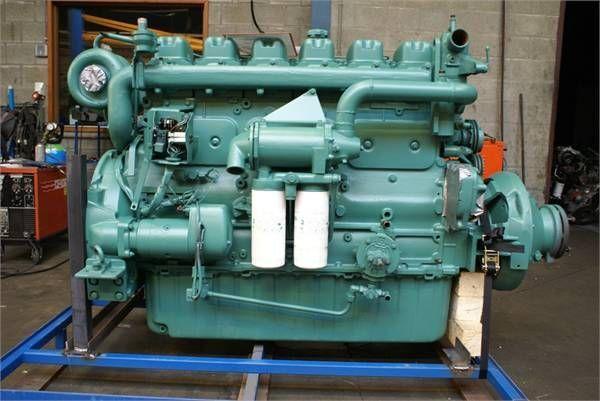 motor za valjka VOLVO TD121C