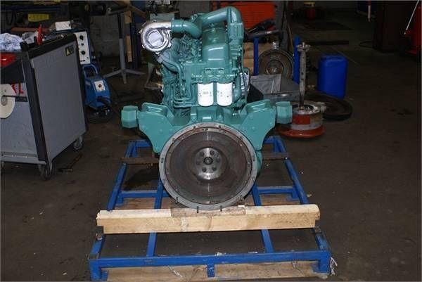 motor VOLVO TD70G za druge građevinske opreme VOLVO TD70G