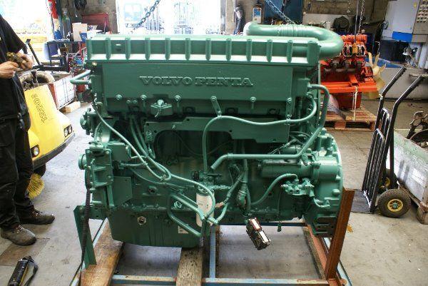 motor VOLVO TWD1240VE za druge građevinske opreme VOLVO TWD1240VE