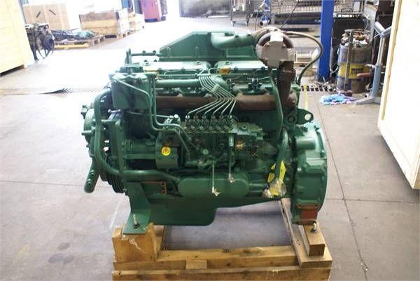 motor za druge građevinske opreme VOLVO TWD630ME