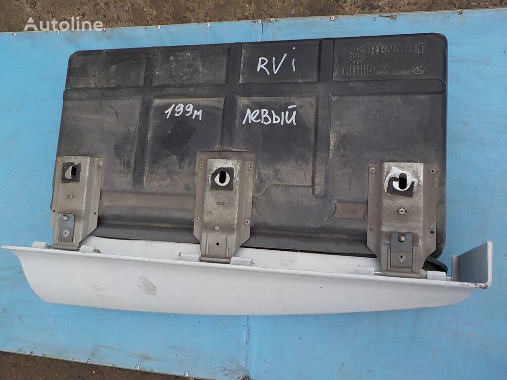 oblaganje  Bardachok Renault za kamiona