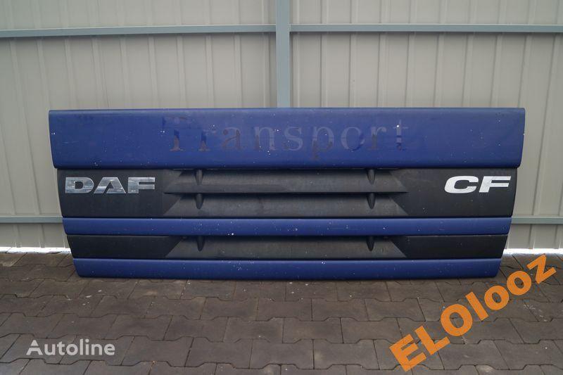 oblaganje za kamiona DAF MASKA ATRAPA GRILL DAF CF 75 85 ORYGINALNA