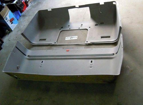 oblaganje  PODSUFITKA za tegljača DAF XF 105