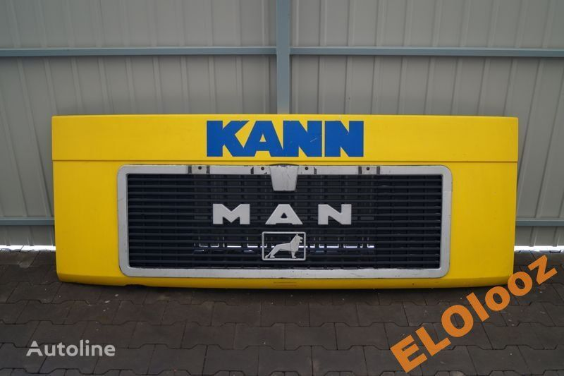 oblaganje za kamiona MAN MASKA ATRAPA GRILL MAN F2000 F90 ORYGINALNA