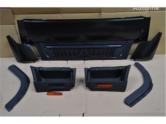 oblaganje  GRILL - ATRAPA PRZEDNIA za kamiona MITSUBISHI FUSO CANTER