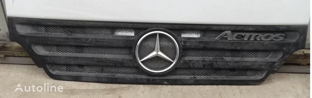 oblaganje Reshetka radiatora Mersedes Benz za kamiona