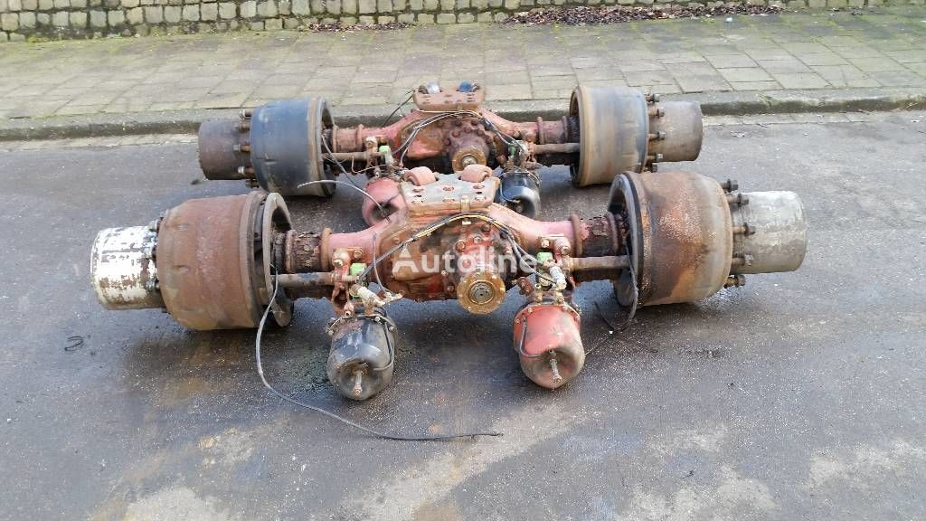 osovina MAN BUS AXLES za autobusa MAN BUS AXLES