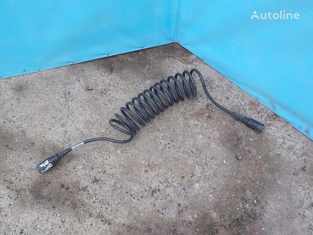 ožičenje  MAN Spiralnyy kabel 7-polyusnyy za kamiona