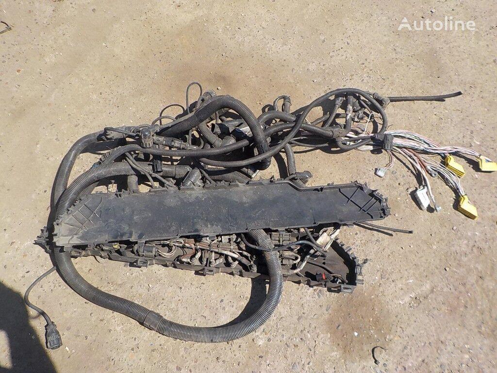 ožičenje MAN Kabelnaya shahta so zhgutom provodov EDC za kamiona MAN