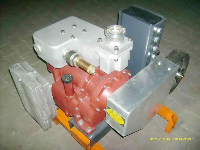 pneumatski kompresor za cisterne poluprikolice CG80 GHH RAND Light