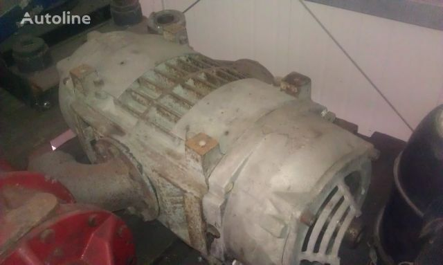 pneumatski kompresor DEMAG RTL 80 WITTIG sprężarka za kamiona KOMPRESOR DEMAG