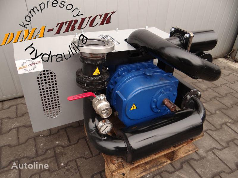 novi pneumatski kompresor  kompresor paszowy paszowóz gardner denver za kamiona animal feed compressor