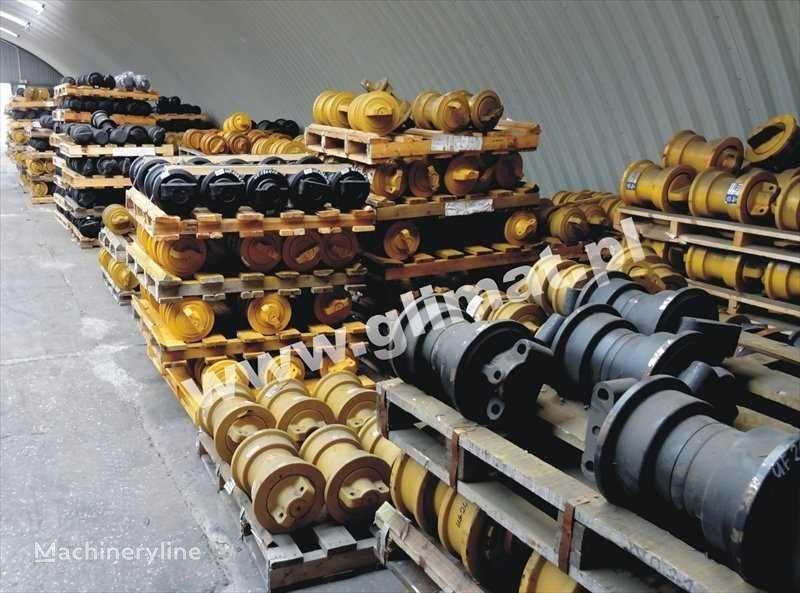 novi potporni valjak HANOMAG za građevinske mašine HANOMAG D600