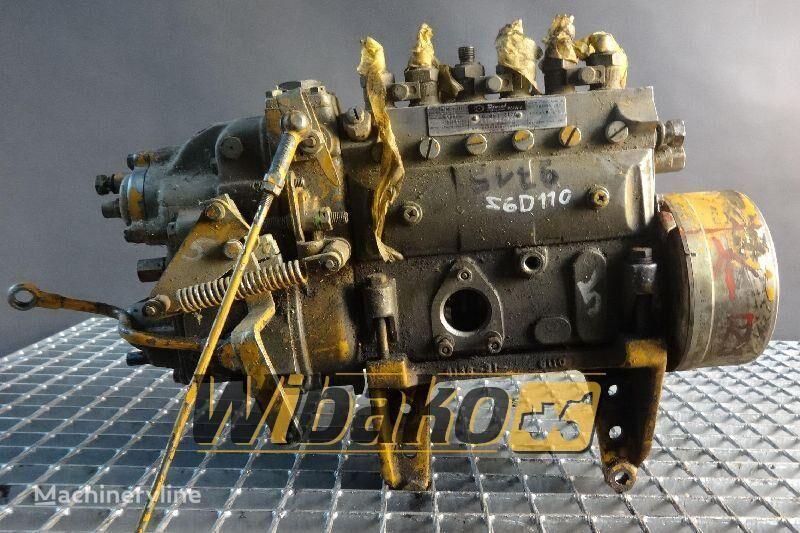 pumpa visokog pritiska  Injection pump Diesel Kikki 101601-3170 za druge građevinske opreme 101601-3170 (547K662939)