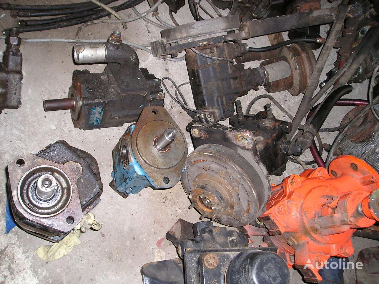 pumpa za ulje za kamiona