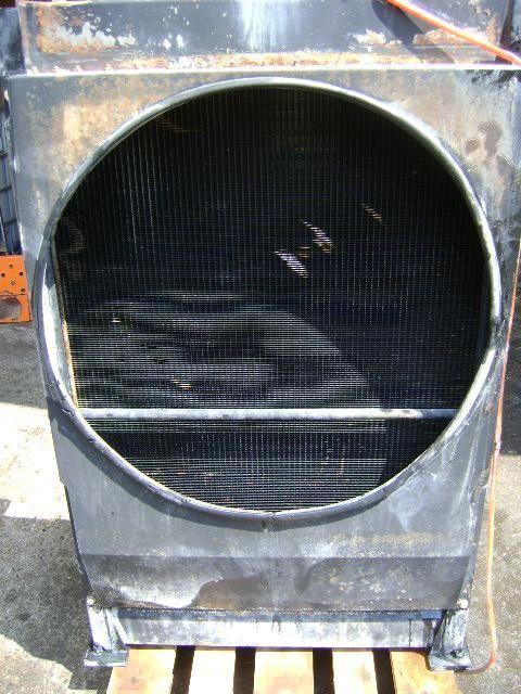 radijator za hlađenje motora za bagera FIAT Hitachi W 190 Evolution