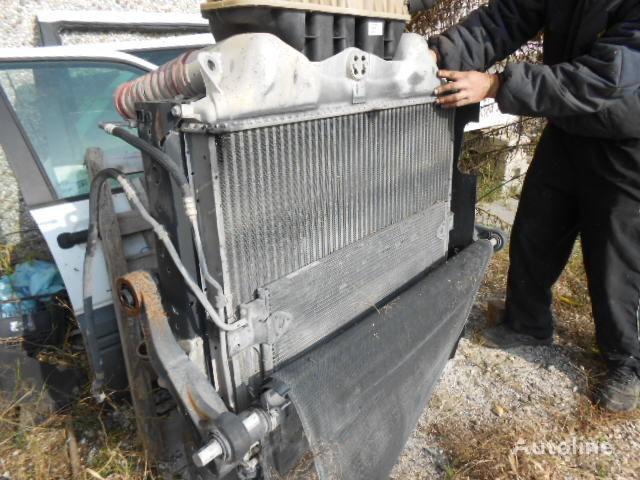 radijator za hlađenje motora MAN BEHRU za tegljača MAN TGA-TGX 480