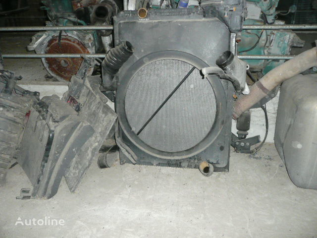 radijator za hlađenje motora  Kuehler Packett komplett za kamiona MERCEDES-BENZ 1841/44 2007
