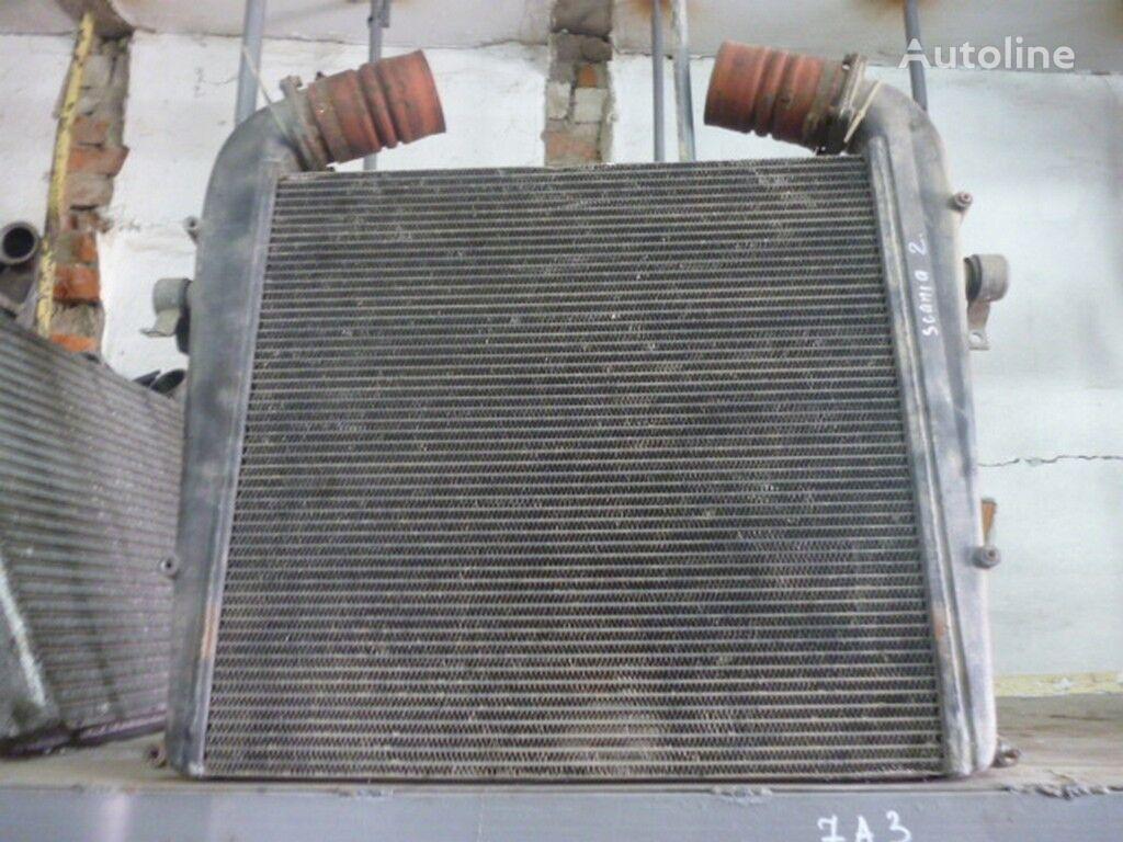 radijator za hlađenje motora Interkuler (672x650x52) Scania za kamiona