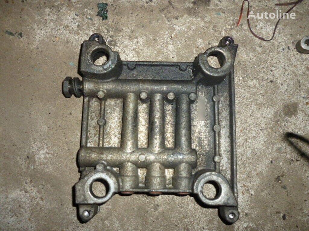 radijator za hlađenje motora toplivnyy (bloka upravleniya dvigatelem) Scania za kamiona