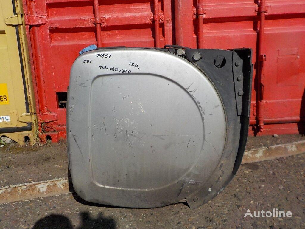 rezervni delovi  Bak mocheviny Volov/RVI 700X700X330 za kamiona