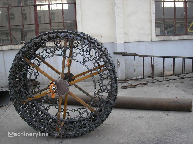 rezervni delovi  Shinozashchitnye cepi (kolchugi) za druge građevinske opreme