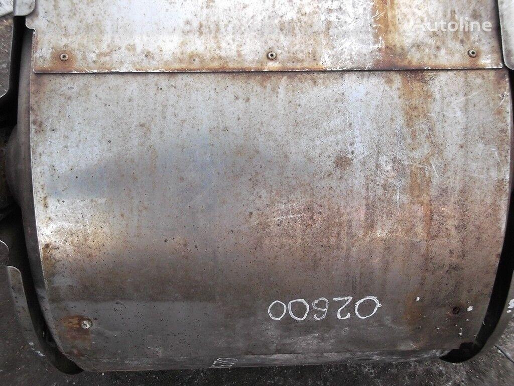 rezervni delovi  Zashchita glushitelya DAF za kamiona