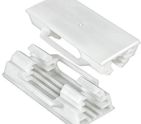 novi rezervni delovi  CARGO FLOOR ŚLIZG LISTWY CF 25 x 25 MM, 100sztuk. za poluprikolica
