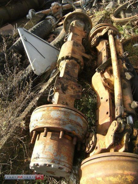 rezervni delovi reduktor mosta(vklad v most) ATLAS za bagera ATLAS