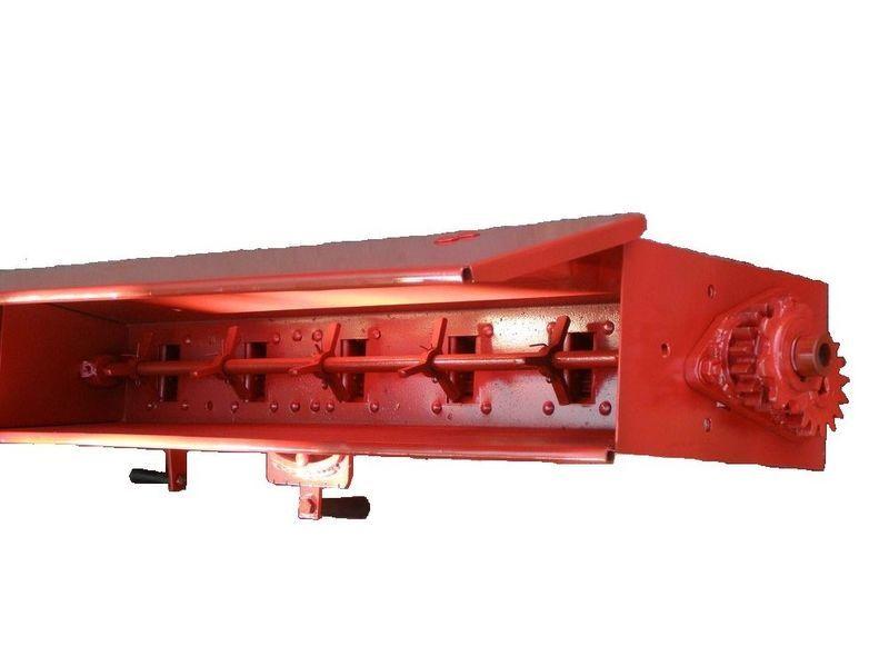 novi rezervni delovi  Komplekt travyanyh yashchikov na SZ-3,6 za mehaničke sejalice CHERVONA ZIRKA