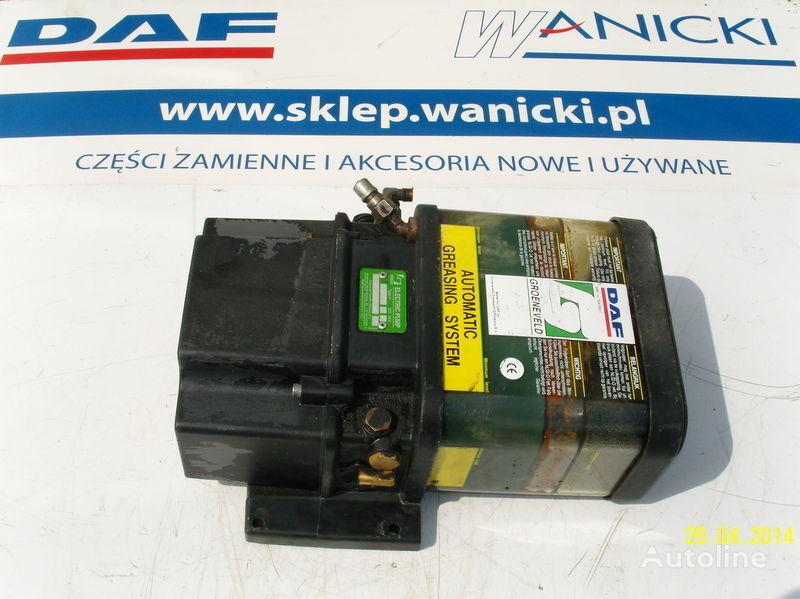 rezervni delovi  DAF POMPA AUTOMATYCZNEGO SMAROWANIA, Automatic Greasing System za tegljača DAF