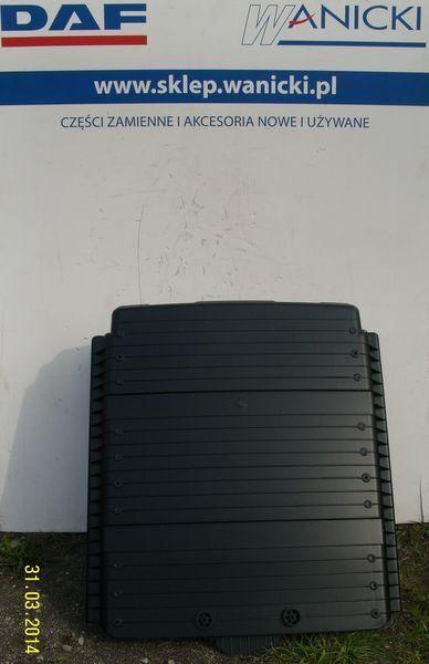 novi rezervni delovi  Pokrywa akumulatora ,Battery box cover za tegljača DAF XF 105