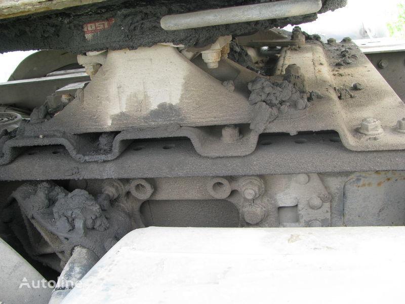 rezervni delovi  Gofra sedla za tegljača DAF XF,CF