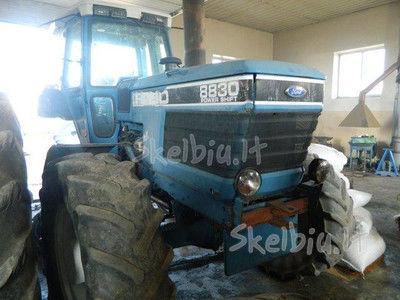 rezervni delovi  spare parts /b/u zapchasti za traktora FORD 8830