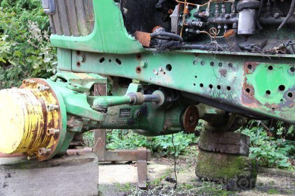 rezervni delovi  JOHN DEERE 6920 b/u zapchasti / used spare parts za traktora JOHN DEERE 6920