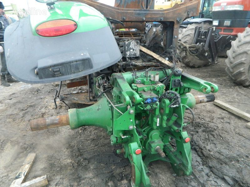 rezervni delovi  b/u zapchasti/ used spare parts za traktora JOHN DEERE 8245R