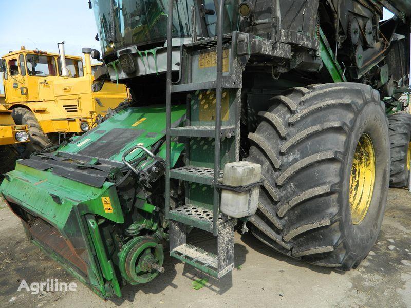 rezervni delovi  b/u zapchasti / used spare parts za kombajna JOHN DEERE WTS 9640i