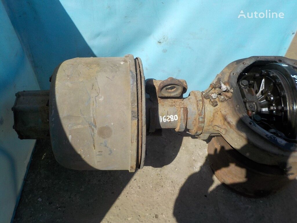 rezervni delovi  Motor stekloochistitelya za kamiona MAN