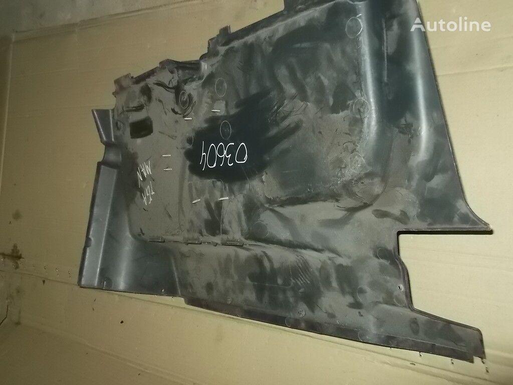 rezervni delovi Obshivka peredney stenki MAN za kamiona