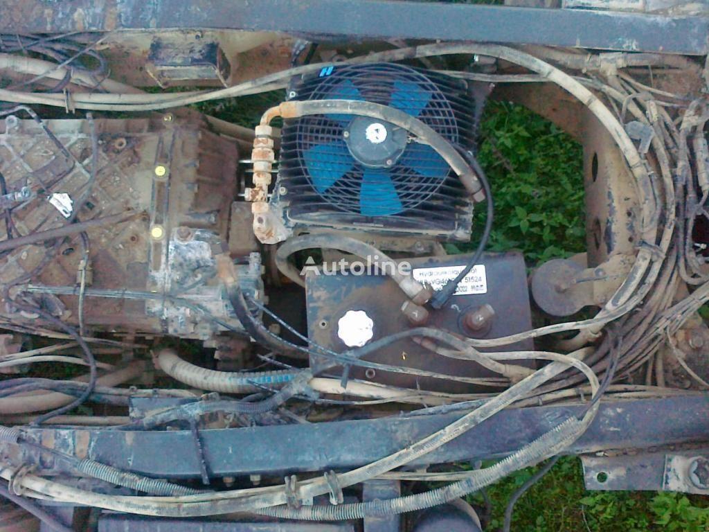 rezervni delovi za kamiona MAN 4x4 naped HydroDrive 12000 zl netto