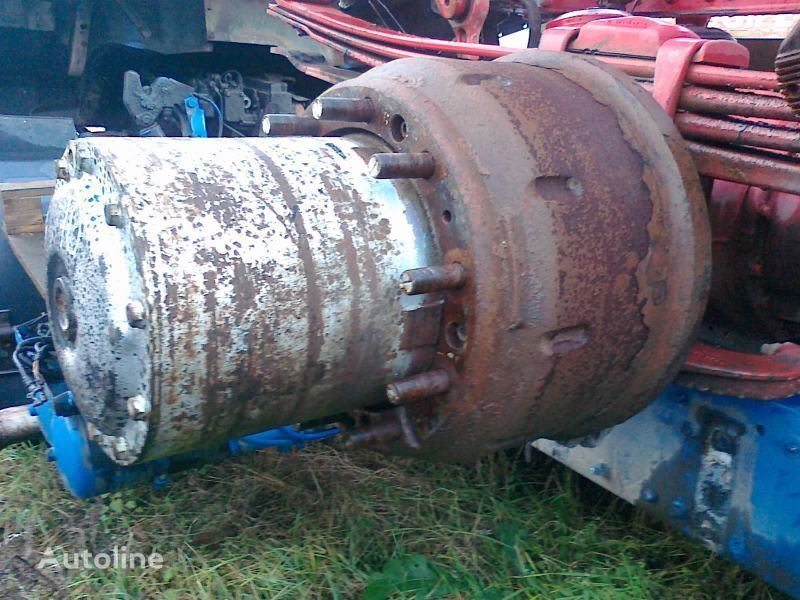 rezervni delovi za kamiona MAN ZWOLNICA MERCEDES ACTROS 8x4 6x6 4x4 - 3000 zl